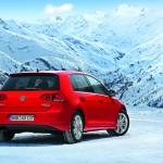 Der neue Volkswagen Golf 4MOTION