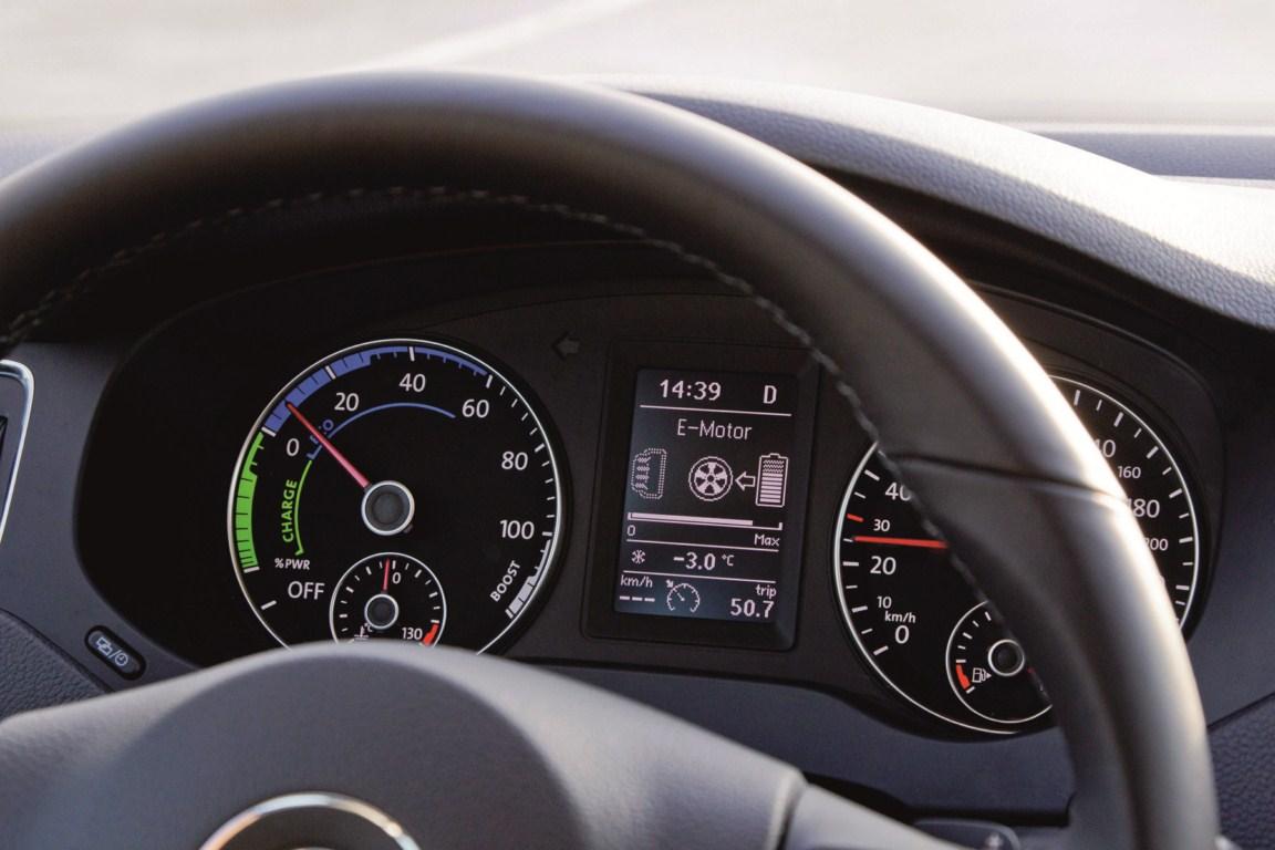 Presseworkshop: MQB ? der neue Modulare Querbaukasten und neue Motoren, Wolfsburg, 31.01. ? 02.02.2012/Volkswagen Jetta Hybrid