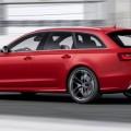 Audi RS 6 Avant/Fahraufnahme