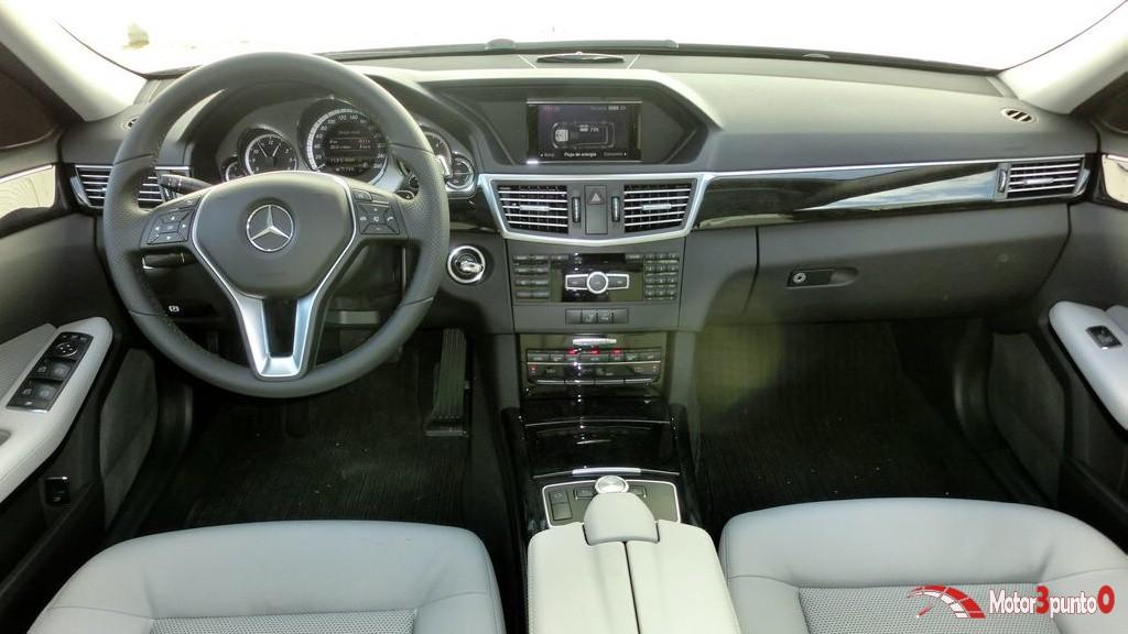 Mercedes Clase E 300 Bluetec Hybrid (1)