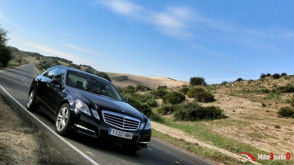 Mercedes Clase E 300 Bluetec Hybrid (19)