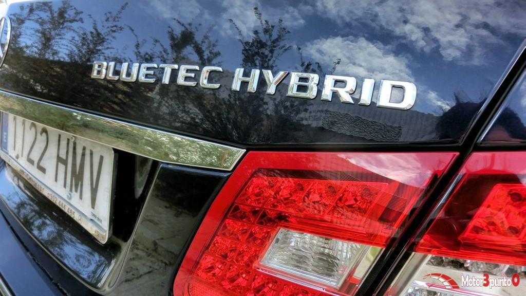 Mercedes Clase E 300 Bluetec Hybrid (2)