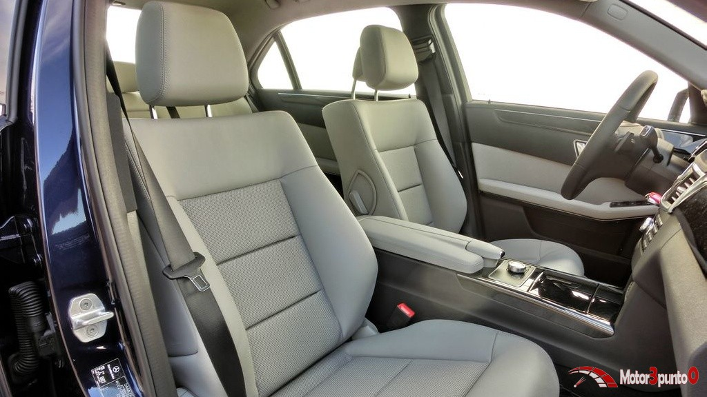 Mercedes Clase E 300 Bluetec Hybrid (20)
