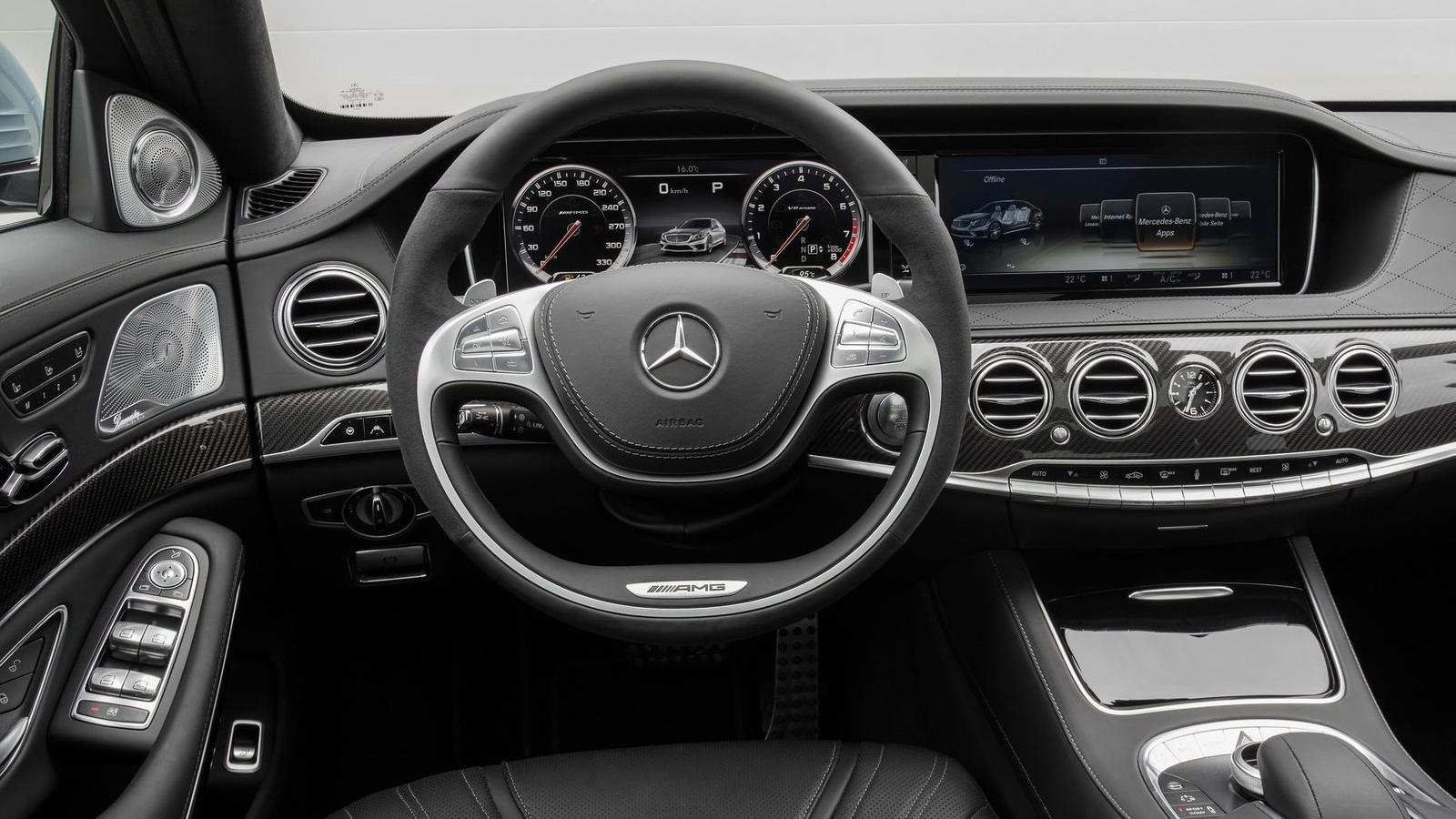 Mercedes S 63 AMG (3)