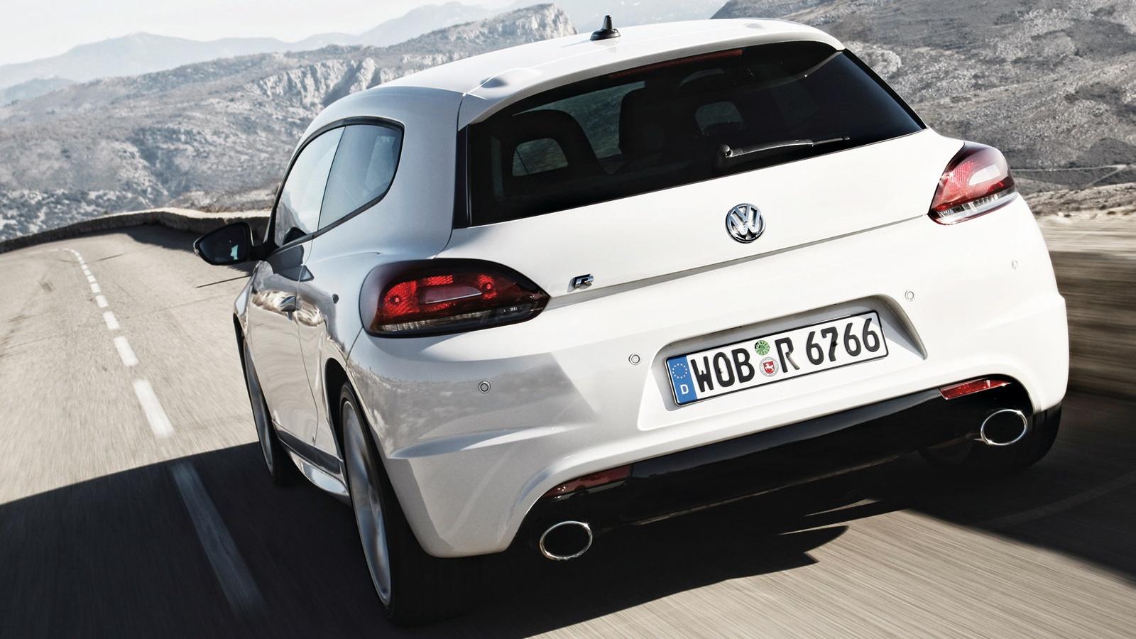 Volkswagen Scirocco R (4)