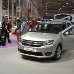 Dacia Sandero & Renault Twizy