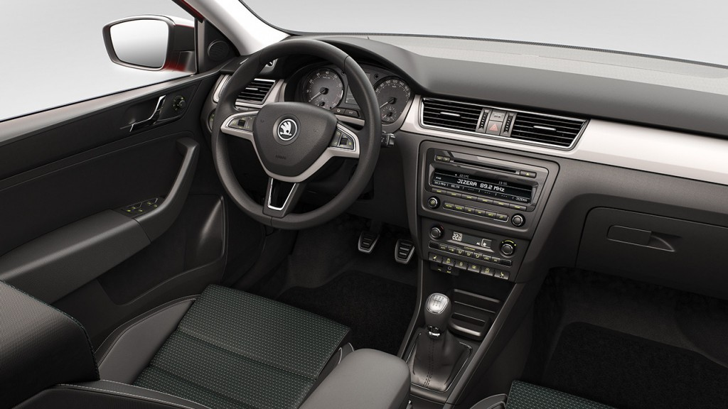 spaceback interior