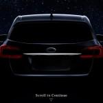 Trasera Subaru Levorg