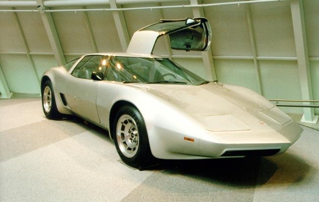 Chevrolet-Aerovette delante