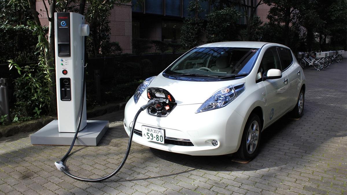 Nissan-EV