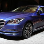 all-new Genesis at the launch event 6