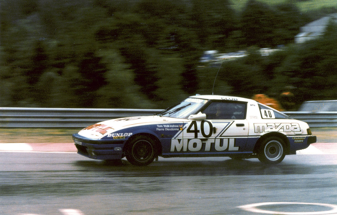 mazda spa 1981 walkinshaw-dieudonne
