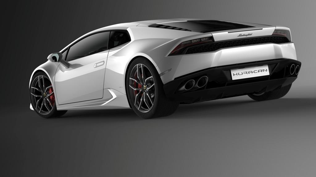 02_Lamborghini Huracán LP 610-4