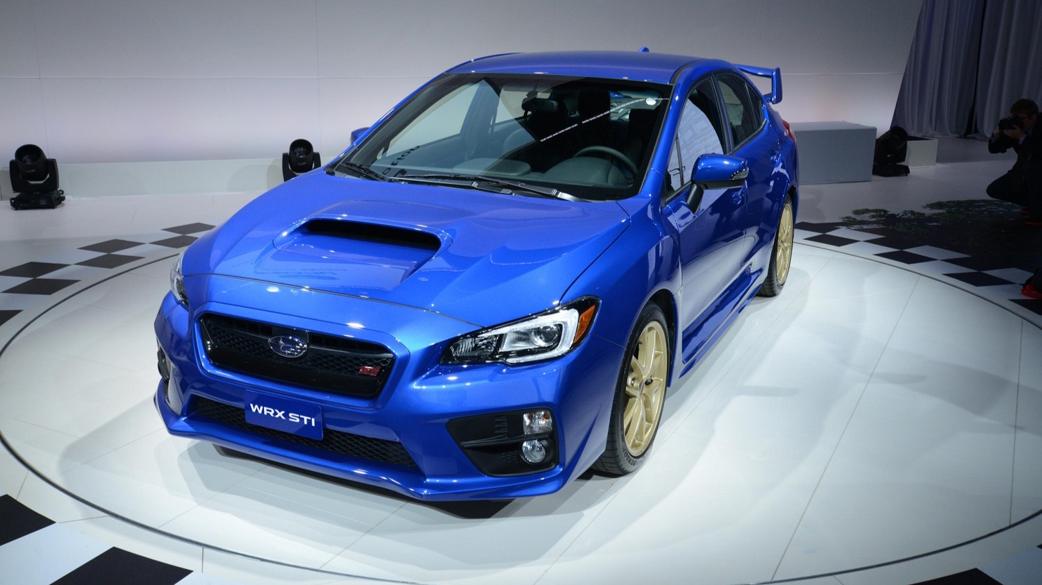 presentado en detroit el nuevo subaru wrx sti. Black Bedroom Furniture Sets. Home Design Ideas